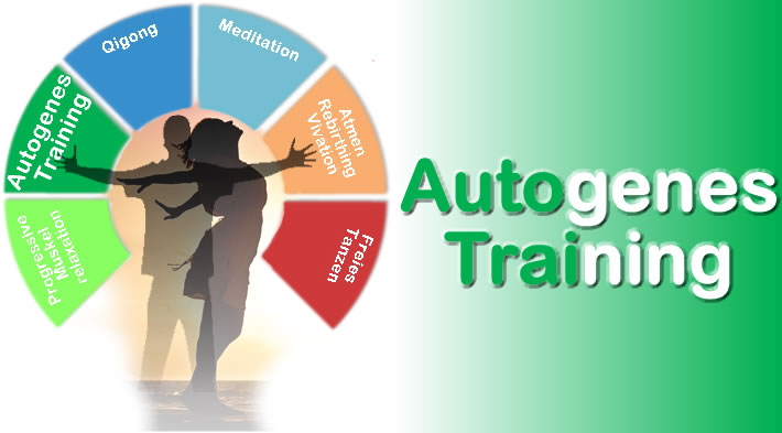 Entspannung: Autogenes Training - Kurs für Autogenes Training- AT